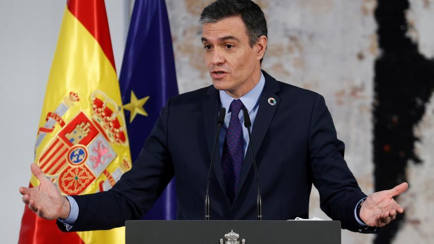 En directo | Sánchez y Marlaska comparecen para informar sobre la crisis migratoria en Ceuta