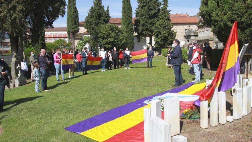 Homenaje en San Francisco a los asesinados por el franquismo
