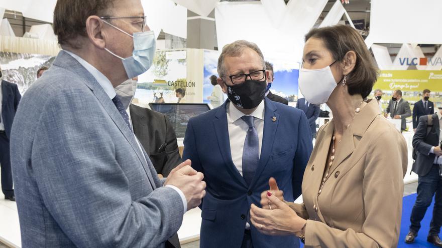 La ministra de Turismo alaba la gestión de la pandemia en Castellón