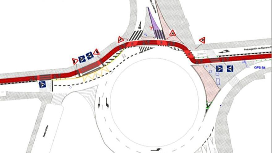 Un nuevo carril bici de 2,5 kilómetros conectará El Pla con Los Palmerales
