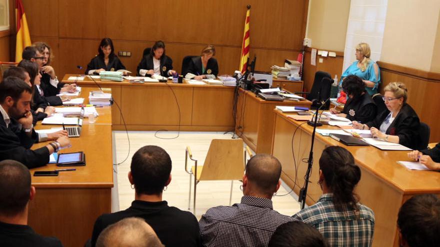 L'advocat de la defensa del 'cas Montoro': «Es jutja els nou joves pel que són i no pel que han fet»