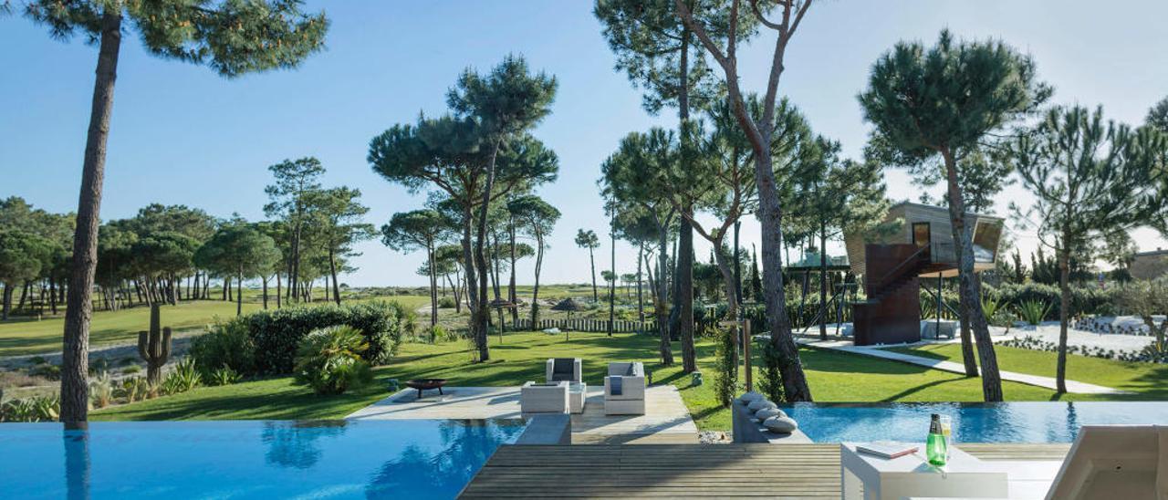 Imagen de un 'resort' en Portugal. // Troiaresort