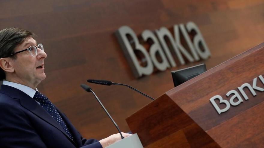 Bankia ganó un 54% menos hasta marzo tras provisionar 125 millones por la Covid-19