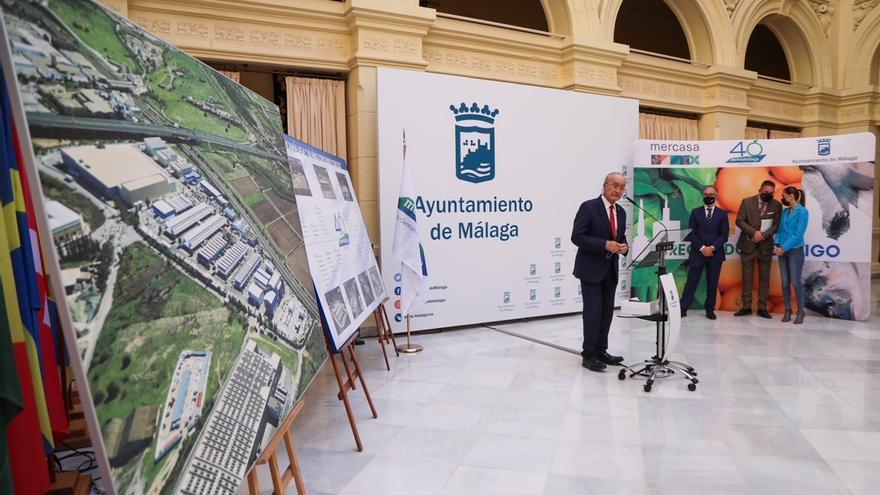 Mercamálaga celebra su 40 aniversario