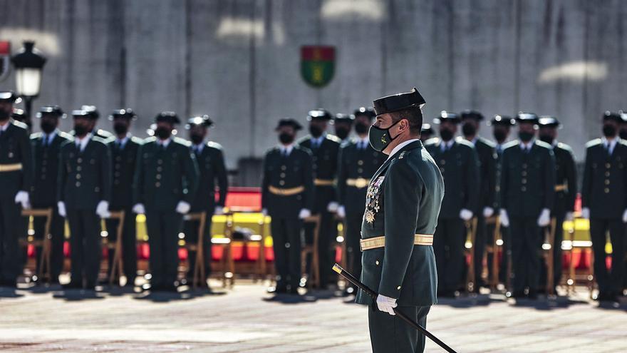 """El coronel Puerta tranquiliza: """"La unión de comandancias no mermará efectivos"""""""