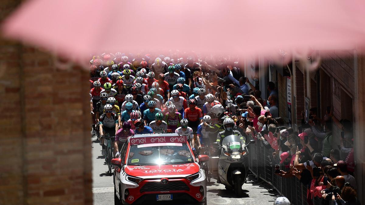 Giro de Italia | Notaresco - Termoli