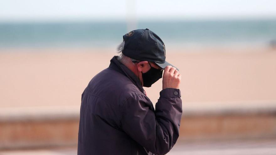 El tiempo en València: nubes y bajada de temperaturas para hoy