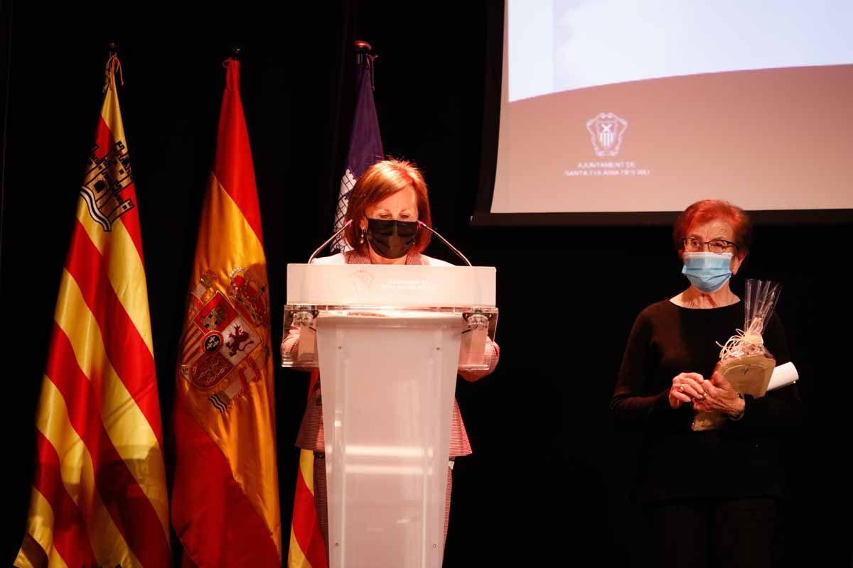 Entrega de la Medalla d'Or y Premios Xarc de Santa Eulària