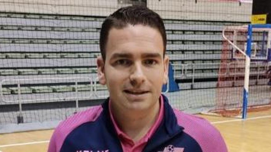 Guillermo Martínez, nuevo entrenador del filial de ElPozo