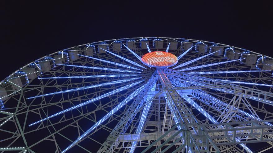 La Feria de Murcia regresa como una bendición caída del cielo