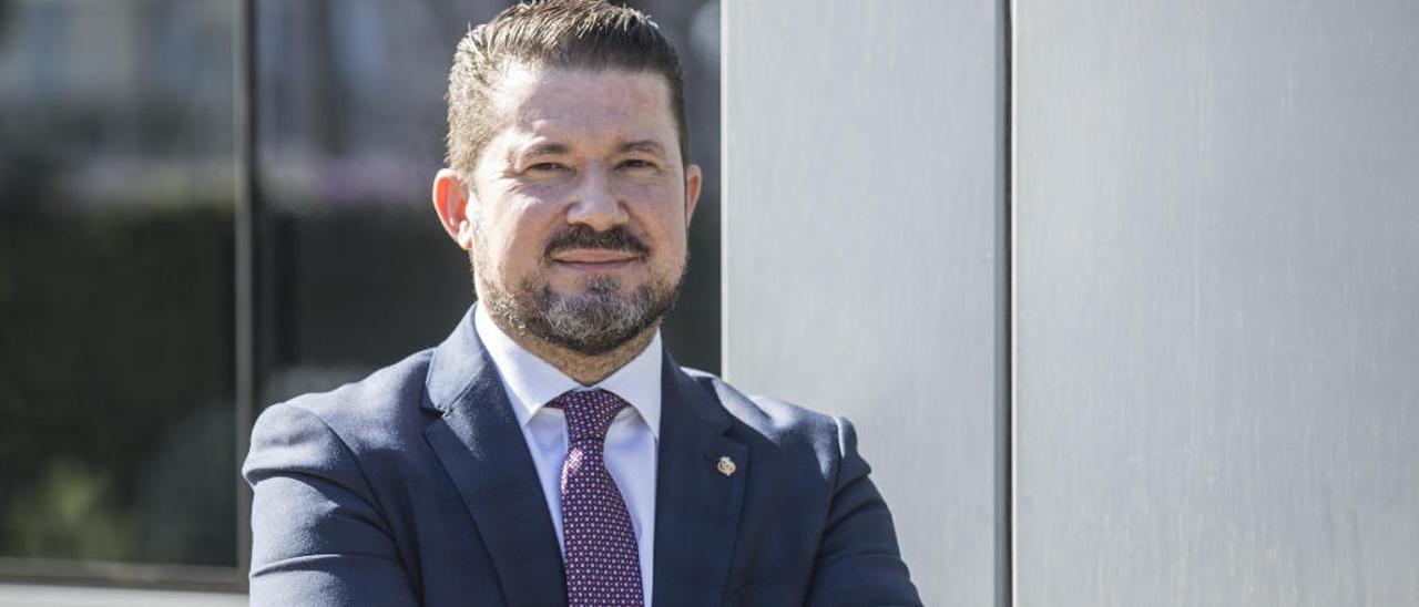 """Emilio Argüeso: """"Tras siete años,  es el momento de dejar la secretaría de organización de Ciudadanos"""""""