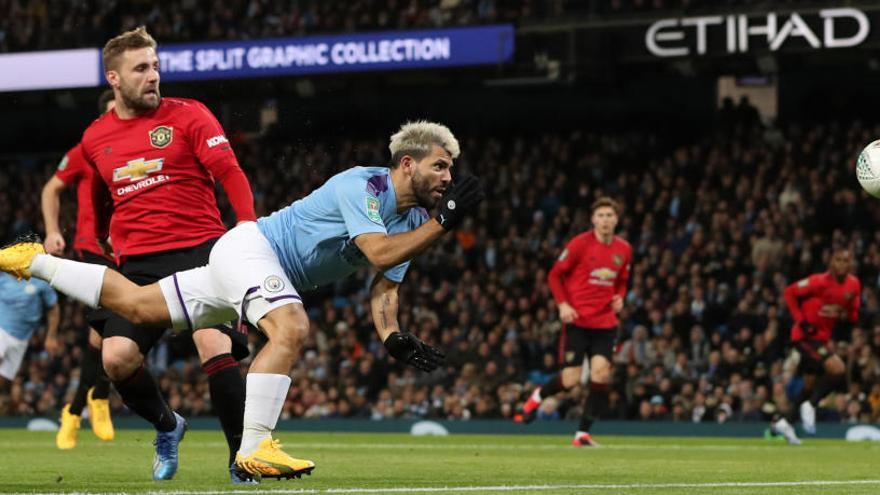 Horario y dónde ver el Manchester United - Manchester City