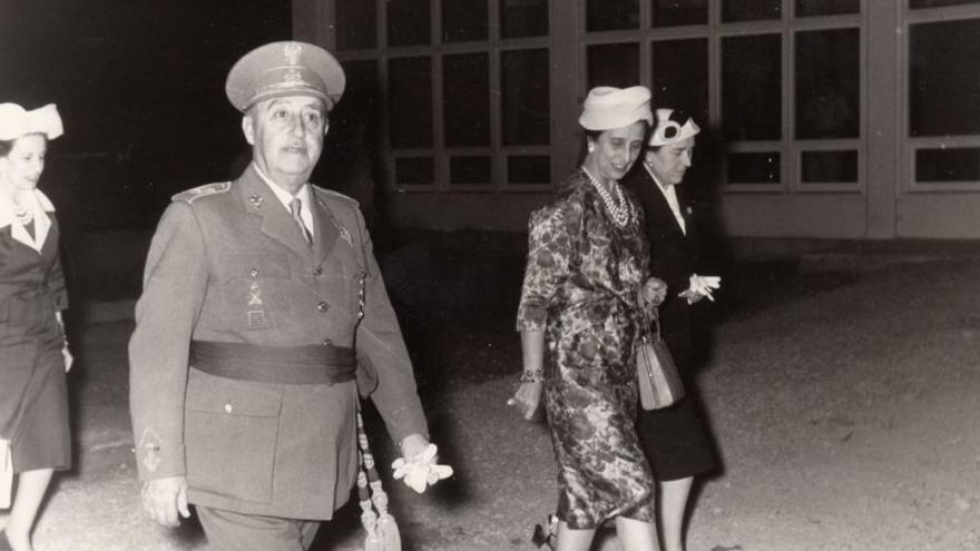 Diktator Franco exhumiert, dreimal war er auf Mallorca