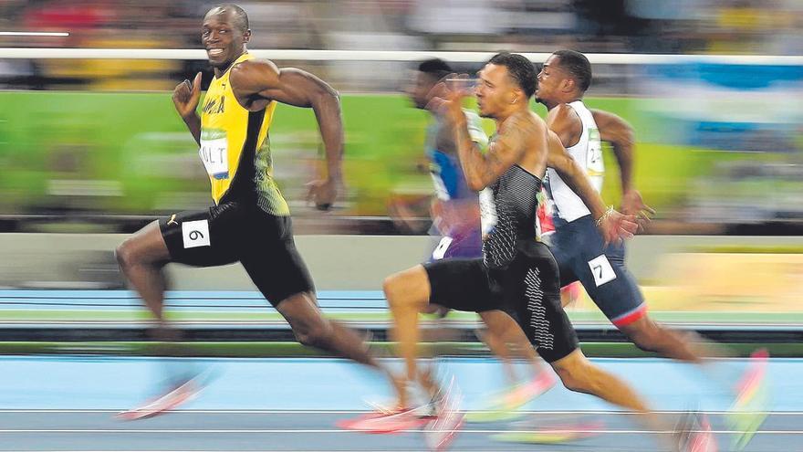 Río 2016: El último gran héroe