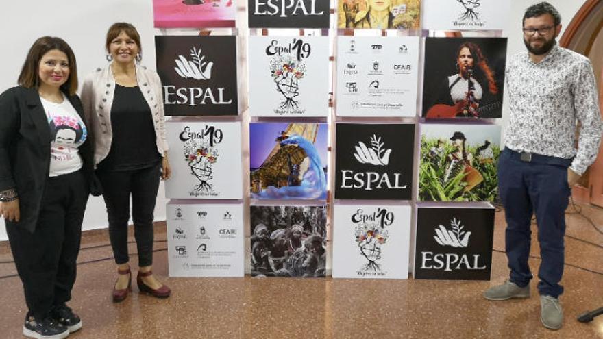 El ESPAL pone el foco en la lucha de las mujeres y comienza el 22 de marzo