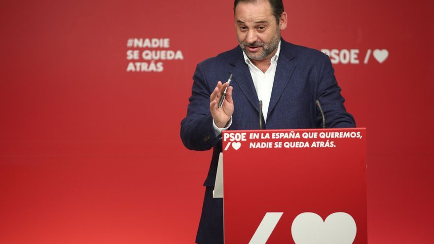 Ábalos dimite como secretario de Organización del PSOE