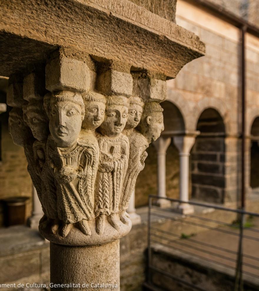 El Monestir de Sant Pere de Rodes i la Canònica de Vilabertran estrenen noves activitats d'estiu