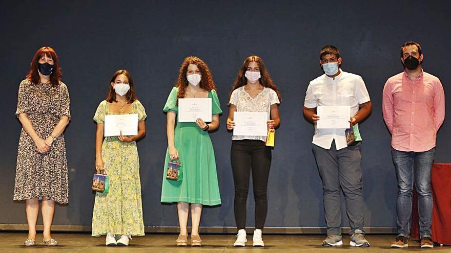 Girona fa un acte de reconeixement a l'alumnat amb les millors notes