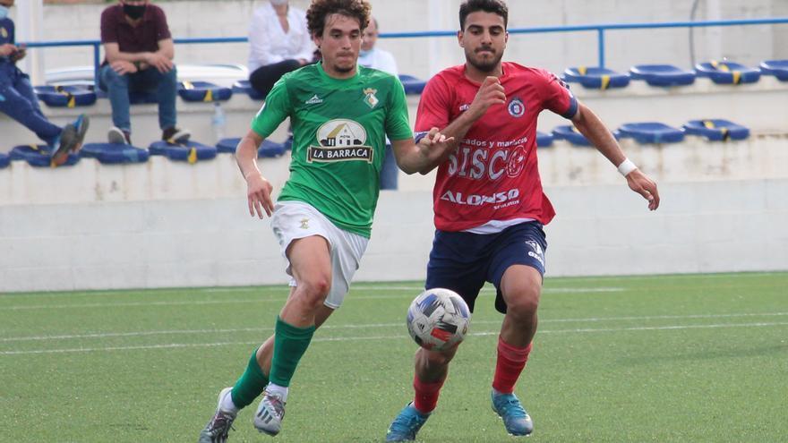 El Benicarló sigue con esperanzas tras ganar 1-0 a un Novelda que desciende a Preferente