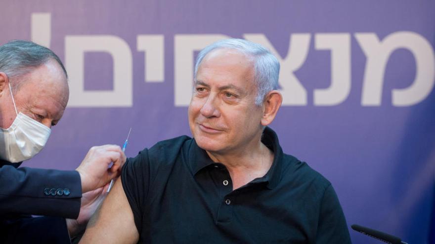 Análisis preliminares en Israel muestran una alta efectividad de la vacuna de Pfizer