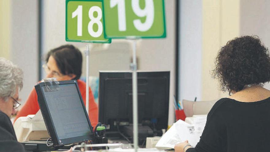 Siete de 16 refuerzos pedidos por el SEPE en la provincia rechazan su incorporación