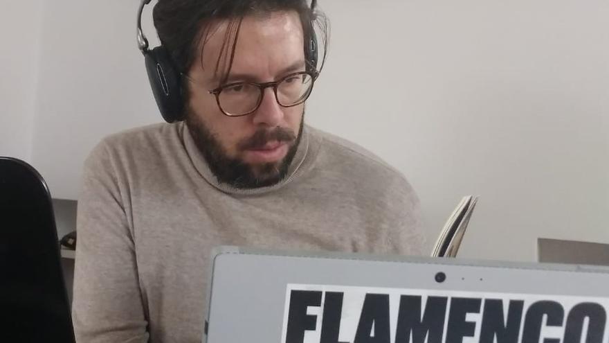 «Ser flamenco es estar al día»