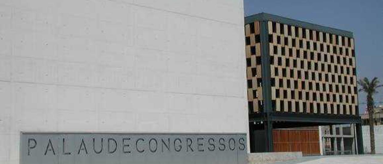 Una firma madrileña asume los servicios del Palau  de Congressos de Peñíscola