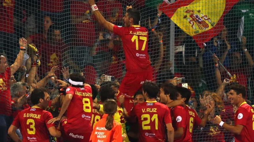 València impulsa al hockey hierba español a los Juegos de Tokio