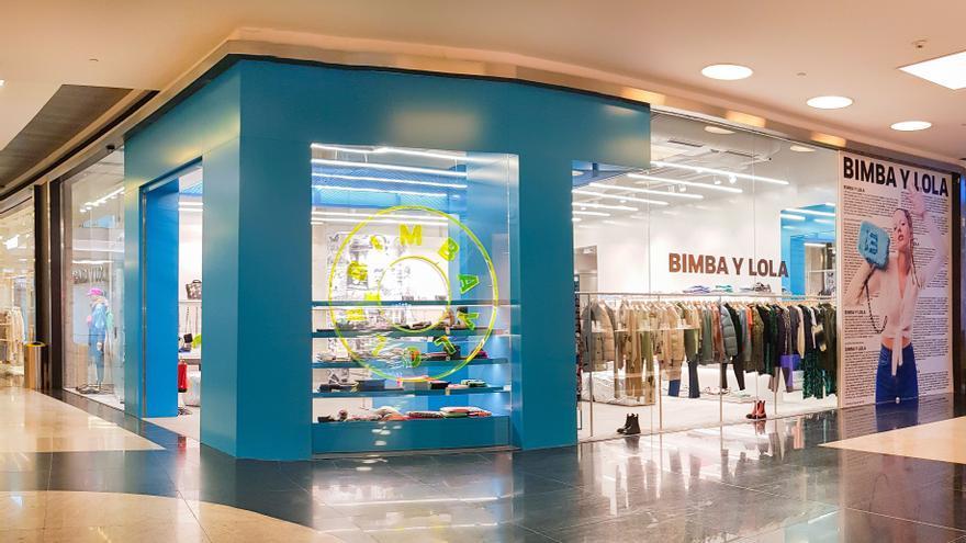 Bimba y Lola estrena en Marineda City su nuevo concepto de tienda