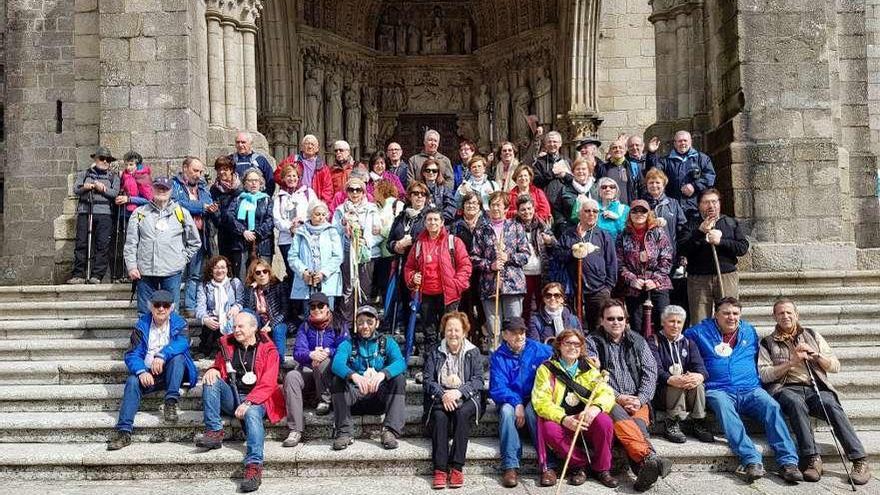 Tui aumenta en 20.000 la cifra de peregrinos a Santiago en 2019