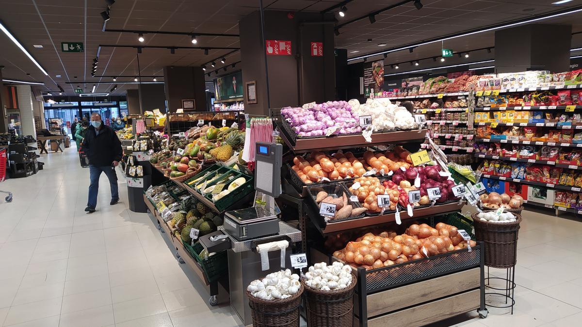 Los precios en los supermercados 'online' crecen un 1,8% en Canarias en 2020