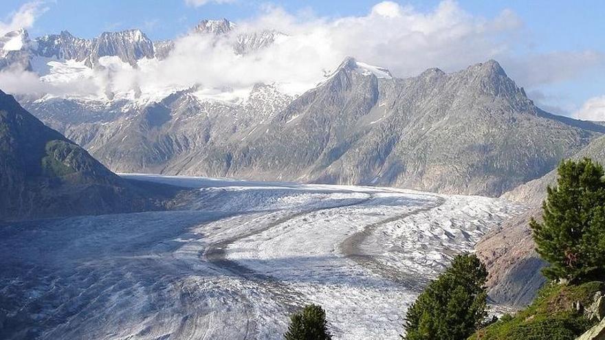 El deshielo aumenta los lagos glaciares un 50% desde 1990