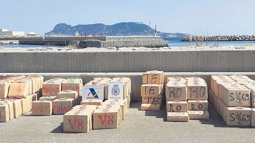Los grandes alijos de droga investigados desde Palma pertenecen a la Camorra