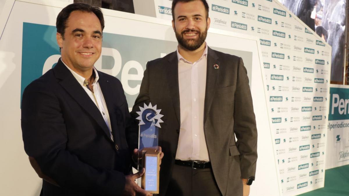 Carnes de la Sierra recibe el premio a la Empresa Agroalimentaria del año 2019