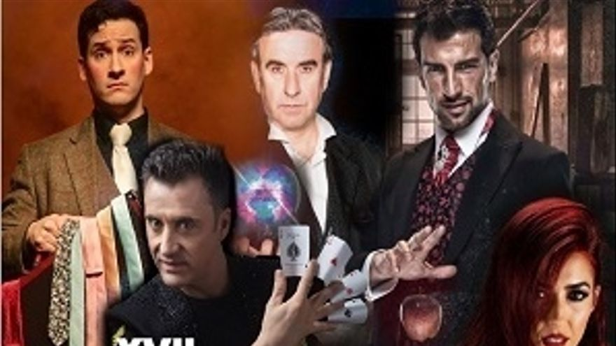XVII Gala Internacional de Magia de Murcia