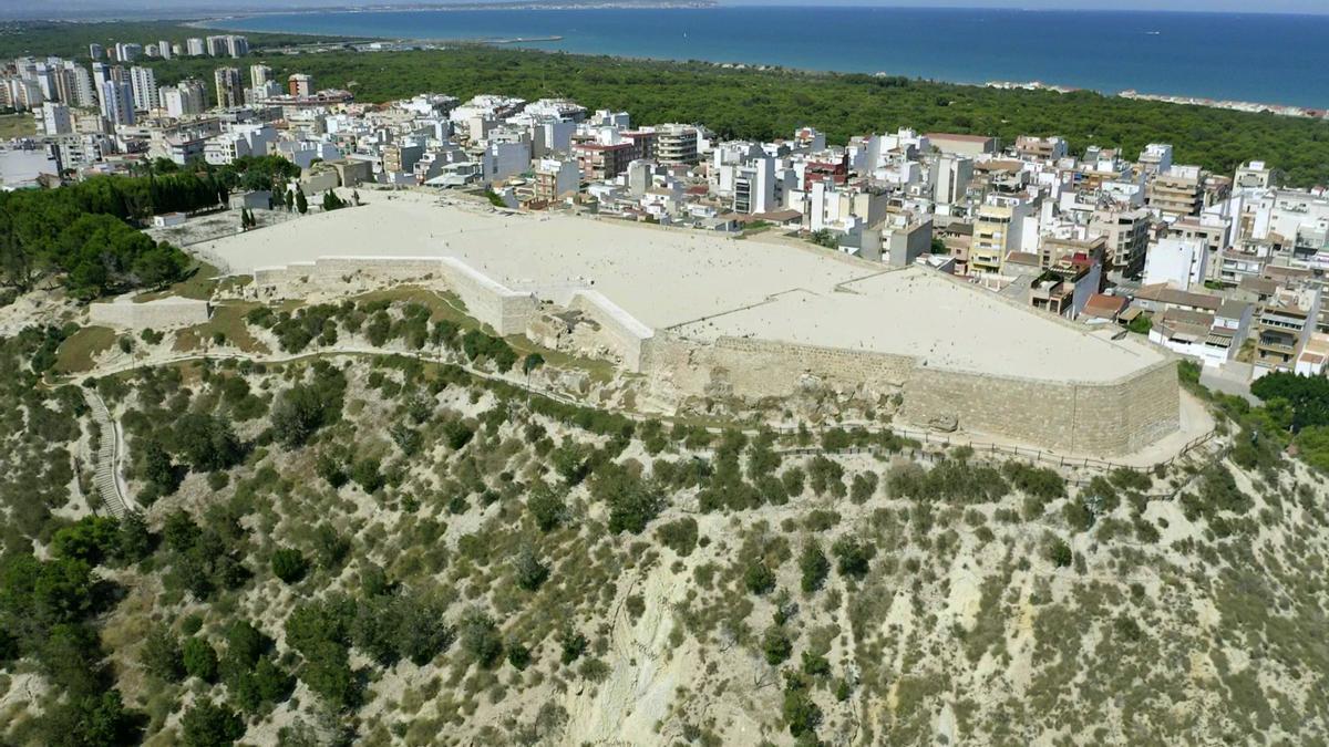 Castell de Guardamar