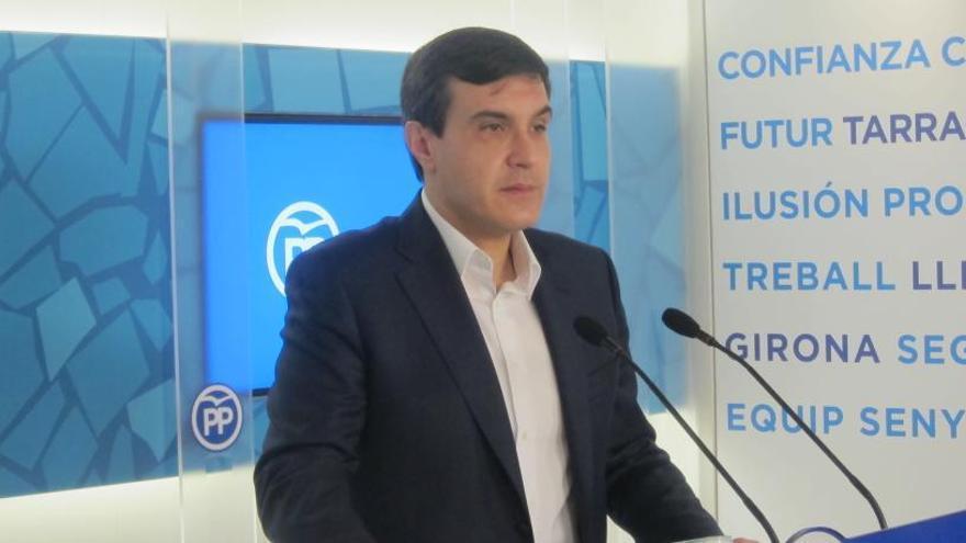 Ayllón sustituirá a Moragas como jefe de Gabinete