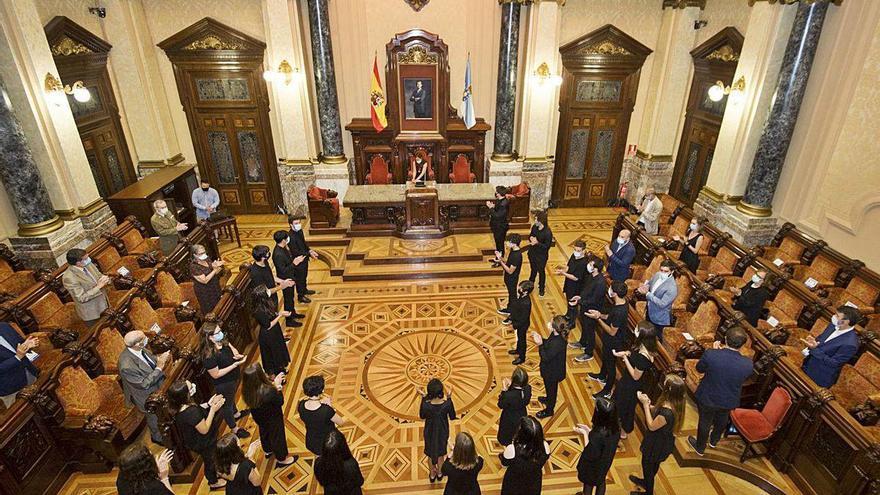 El Gobierno local recupera la celebración del Día de Galicia con ocasión de su centenario