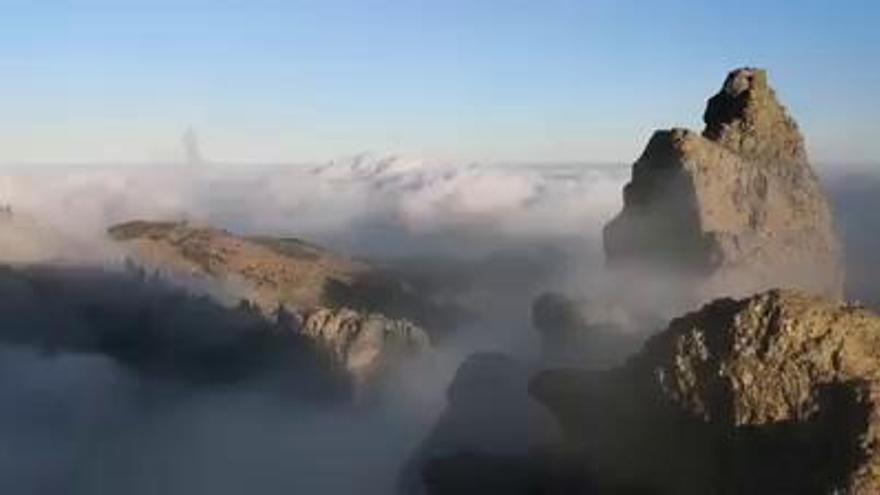 Alerta por riesgo de incendios forestales en Gran Canaria