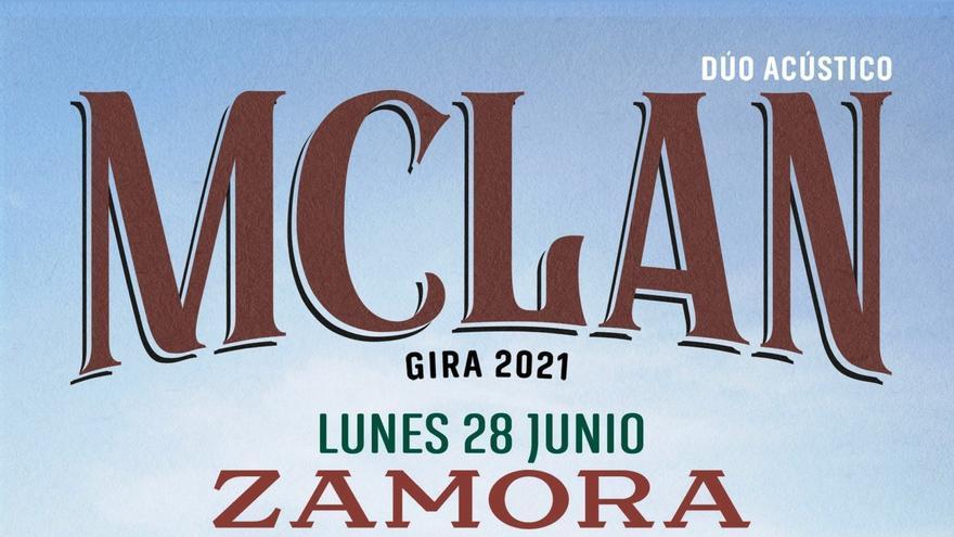 Concierto de M-Clan en Zamora: fecha, entradas y horario