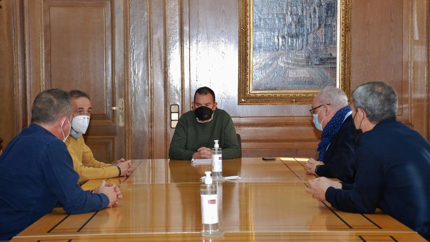 La Diputación muestra su apoyo al sector remolachero