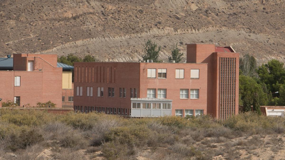 Imagen de archivo del centro penitenciario de Fontcalent.