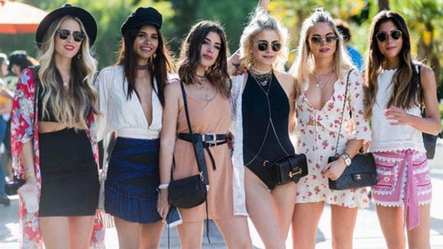 Los mejores looks del Festival de Coachella