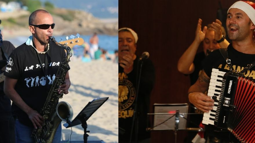 Las bandas arousanas se integran en la mayor agencia de espectáculos de España