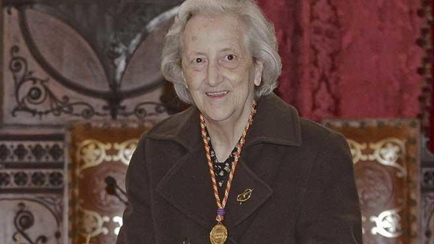Documenta Balear publicará la segunda edición de la biografía de Aina Moll