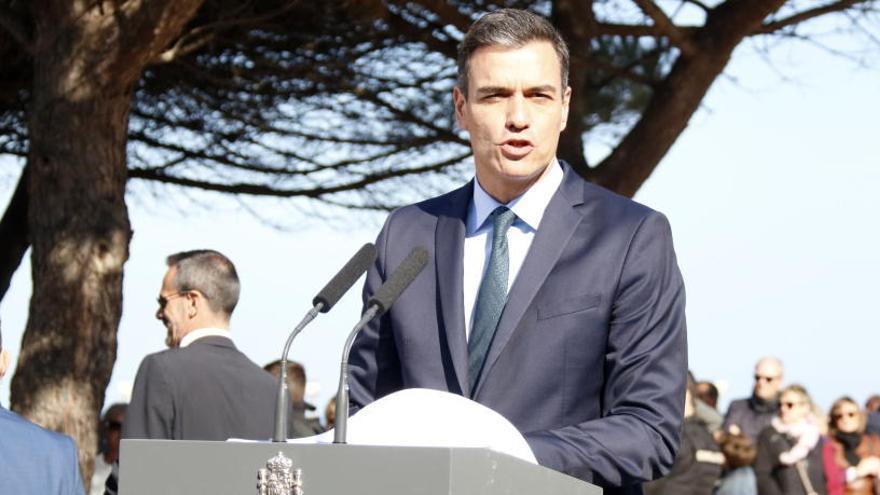 Sánchez: «xenofòbia, homofòbia i nacionalisme excloent no s'apaguen sols»