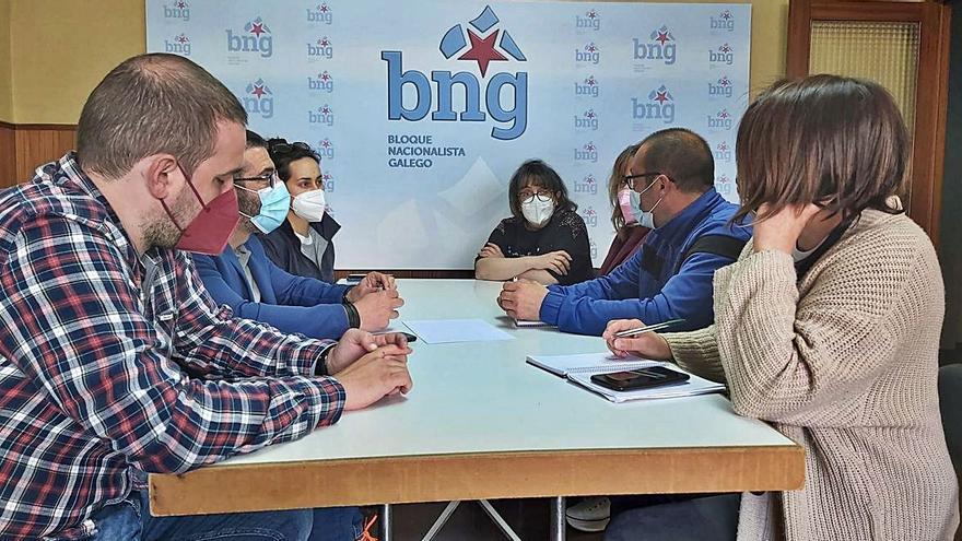 El BNG denuncia la desidia de Rodríguez en el conflicto laboral del Scientia Lalín