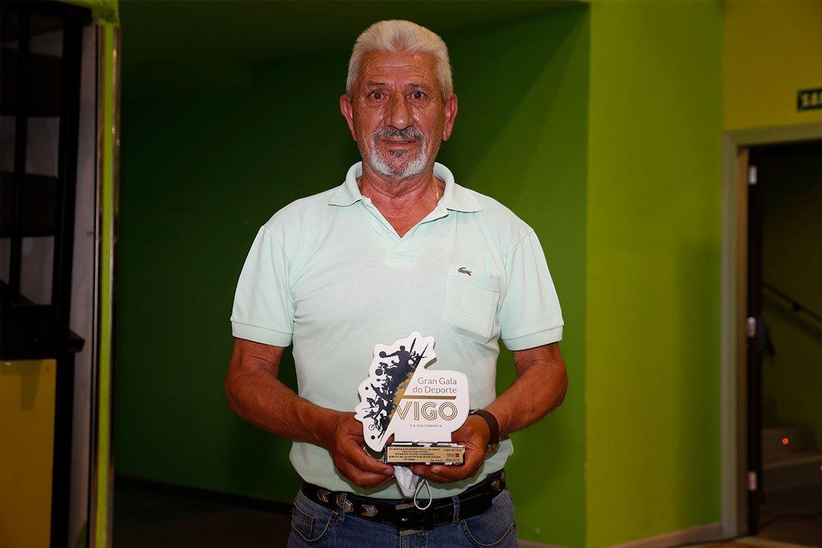 Domingo Costas, ganador en llave