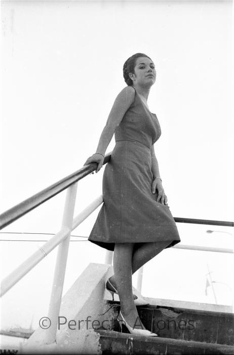 HOGUERAS DE SAN JUAN 1965