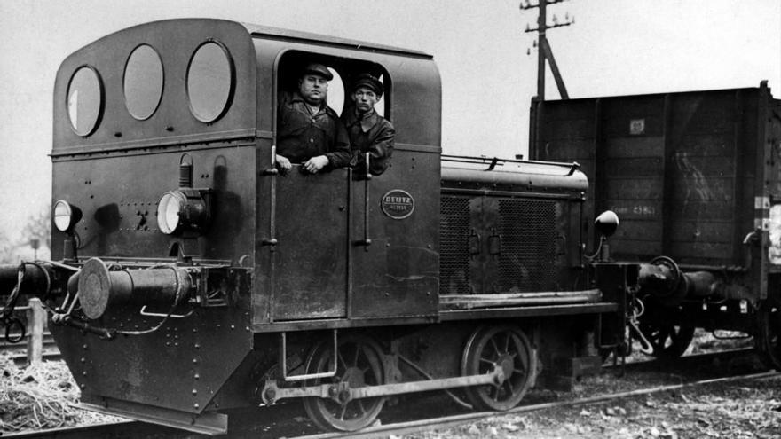 El ferrocarril de Opel cumple 100 años de historia